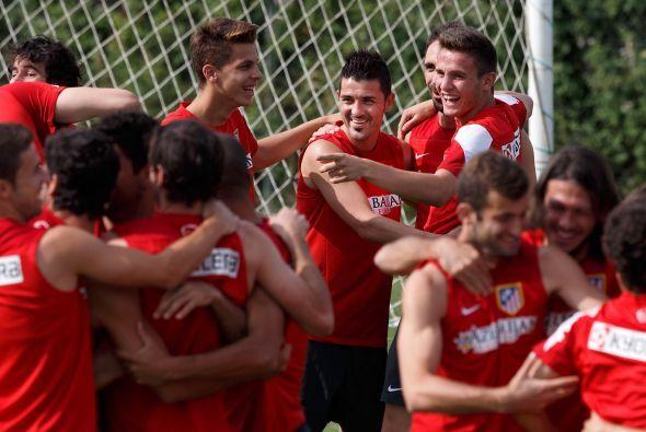 Atlético de Madrid y Real Sociedad, que hace su estreno en el UCL buscar...
