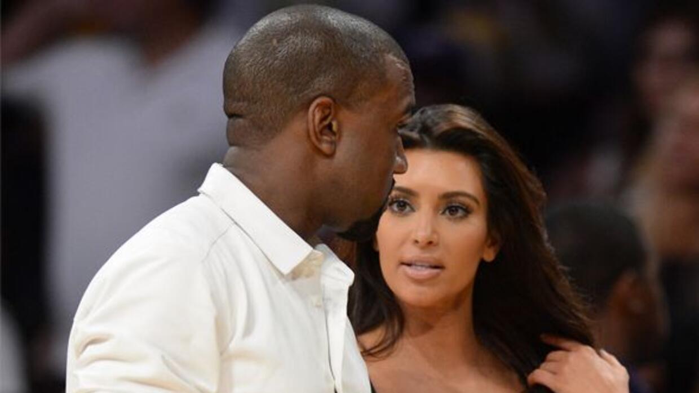 Kim salió celosa