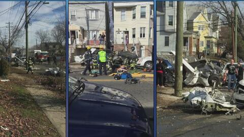 Un piloto sobrevive a un accidente de avioneta en Nueva Jersey