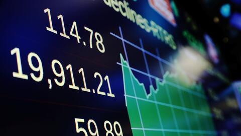 El índice de acciones Dow Jones ha subido casi un 10% desde que D...