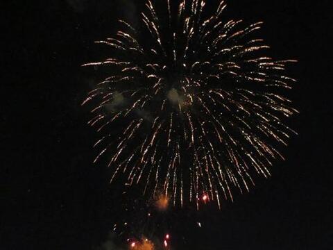Los fuegos artificiales son uno de los eventos más esperados para...