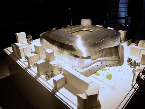 El Real Madrid ha presentado el proyecto de remodelación del Esta...