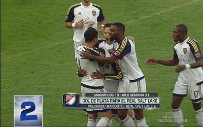 Los Magníficos 10 de la Semana 31 en la MLS
