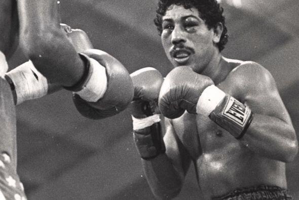 Wilfredo Gómez quedó con cara de 'espanto' después de pelear con Salvado...