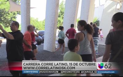 Se acerca la carrera Corre Latino en Austin