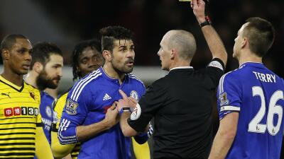 Chelsea empata con Watford