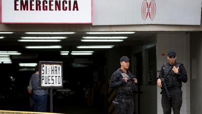 Hospitalizado el líder opositor venezolano Antonio Ledezma