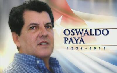 Oswaldo Payá temía por su vida, según entrevista que hizo en el 2003