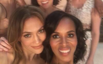 JLo y Kerry
