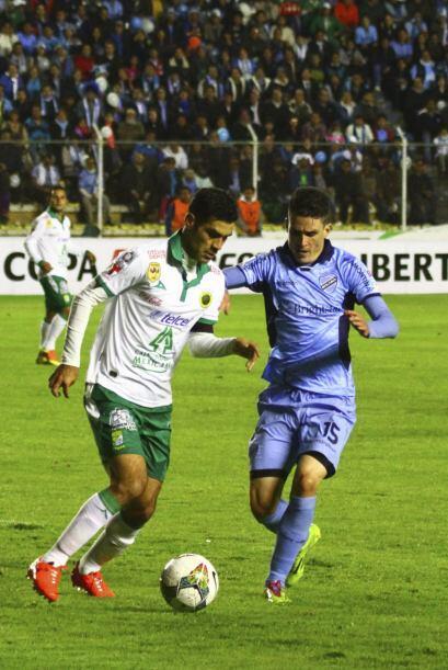 La expulsión de Rafael Márquez en el duelo de Copa Liberta...