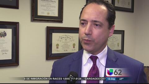 Senador demócrata afirma que autoridades de ICE le notificaron el fin de...