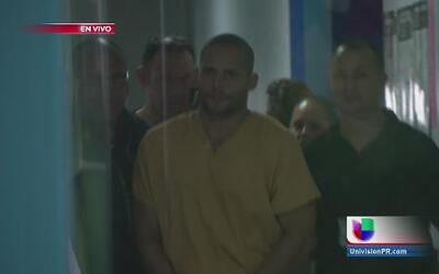 Radican más cargos contra exmarine acusado de asesinato