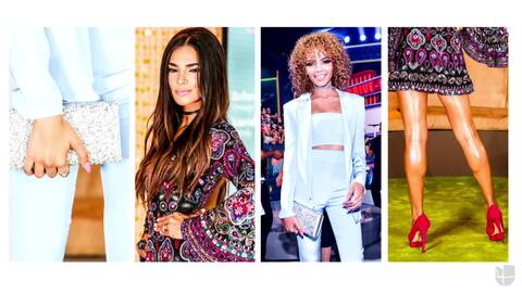 El Fashionometro, los mejor y peor vestidos de Premios Juventud 2016