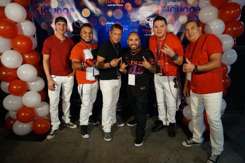 Uforia Lounge VIP Meet and Greet at Rock Box DSC01089.JPG