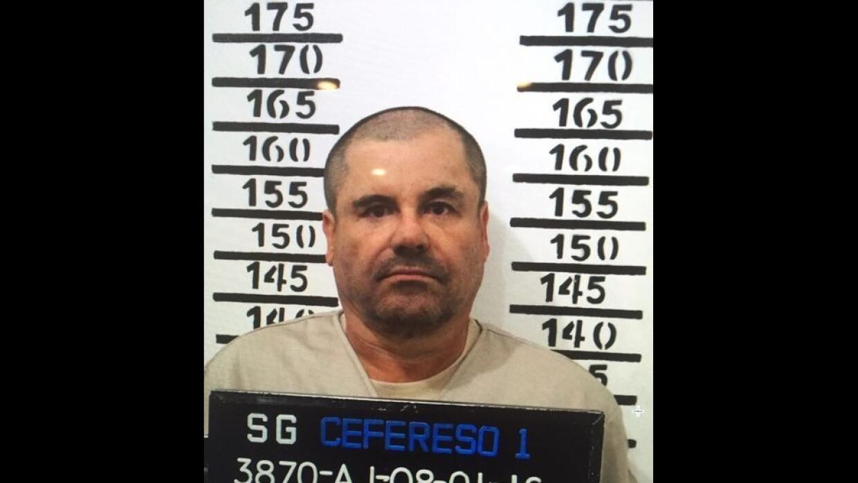 Ficha policial El Chapo