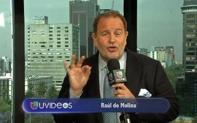 Raul de Molina felicita los foros de Univision.com por sus 14 años