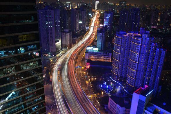 8. China.- Ciudades como Shanghai han ayudado a impulsar el valor de los...