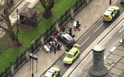 Impactantes imágenes de los heridos en el ataque frente al Parlamento br...