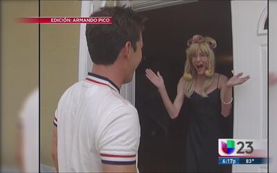 Univision 23 recuerda la alegría de Cachita