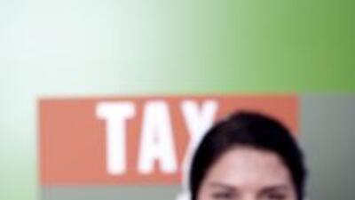 También puedes hacer el pago de tus impuestos con tu tarjeta de crédito.
