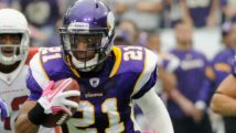 Asher Allen solo jugó tres temporadas en la NFL.