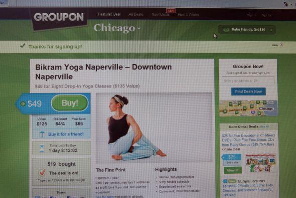Aparentemente, las ofertas diarias online fueron solo una moda pasajera,...