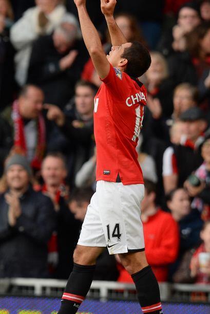 Manchester United sacó de abajo su partido ante el Stoke, y con u...