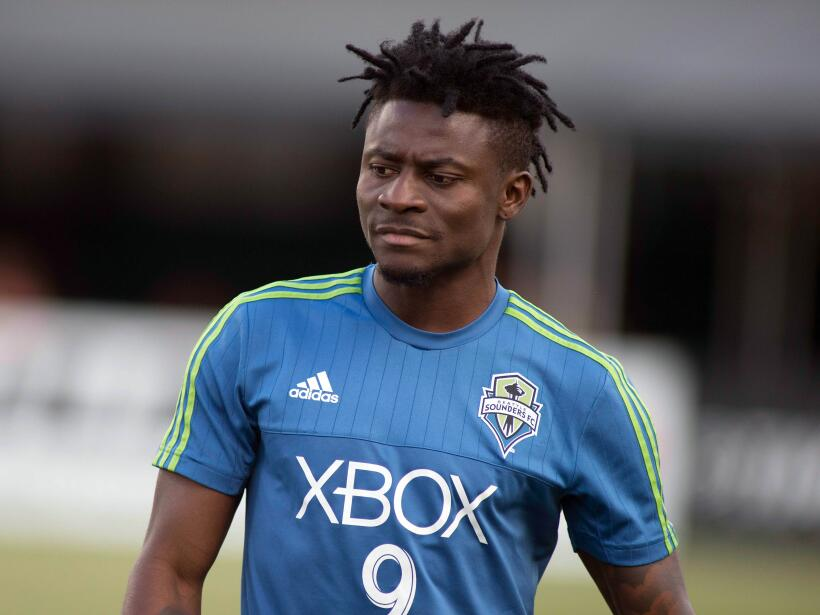 Martins será baja para Seattle Sounders FC.