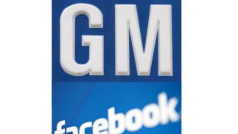 GM cambiará su estrategia de publicidad en redes sociales.