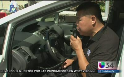 Piden detectores de alcohol para impedir que personas conduzcan ebrias
