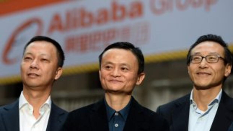 Con el comportamiento de las acciones de Alibaba tras su salida a Bolsa,...