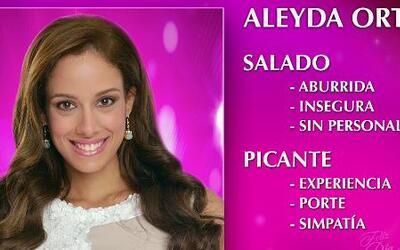 Lo picante y lo salado de las finalistas de Nuestra Belleza Latina