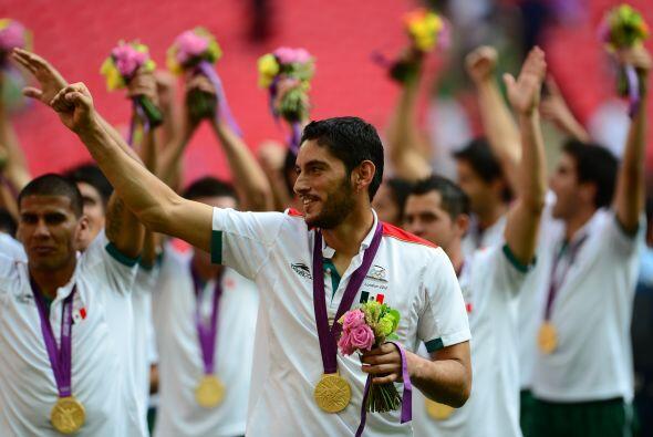 Jesús Corona  fue el portero titular del Tri Olímpico, tra...