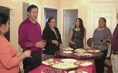 Familia celebra que se hizo justicia después de casi perder su casa en B...