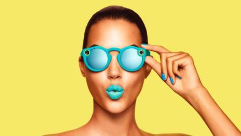 El diseño de las gafas sigue líneas clásicas en lugar de apostar por el...