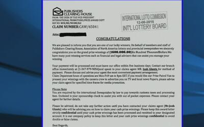 Autoridades alertan a la ciudadanía sobre estafadores de lotería en Dallas