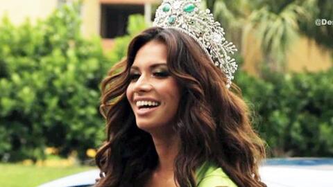 Marisela Demontecristo, la ganadora de Nuestra Belleza Latina, nos muest...
