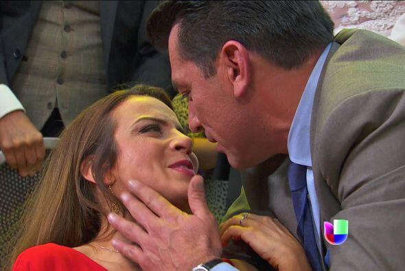 ¡No puede negar que aún siente amor! Don Fernando fue de lo...
