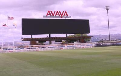 Conoce la intimidad del Avaya Stadium donde se jugará el Partido de las...