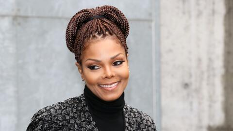 Especulaciones sobre un posible embarazo de Janet Jackson empezaron en a...