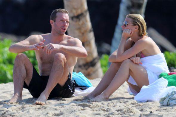 ¡Malas noticias! Gwyneth y Chris se separan.
