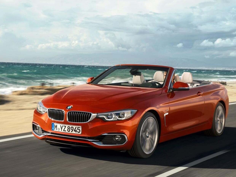 Este es el nuevo BMW Serie 4 Coupé 2018