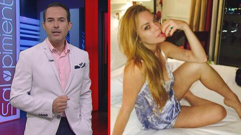 #LoMásPicante: Sin palabras nos dejó el notición del embarazo de Lindsay...