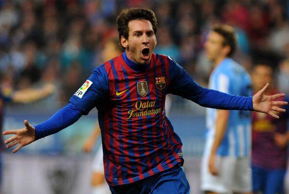 Lionel Messi es sinónimo de magia y gol.
