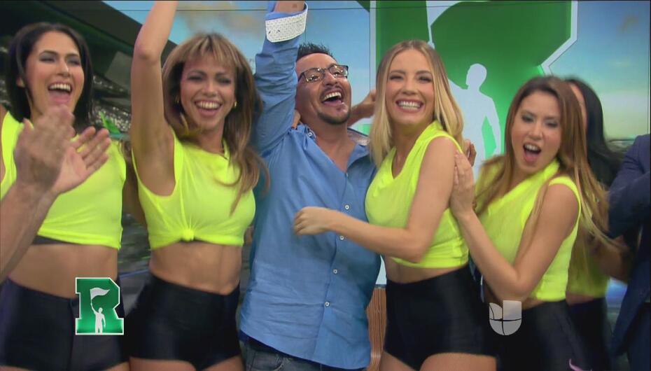 Rafael ganó más de $16 mil en República Deportiva