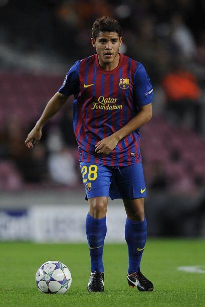 Según se dice en España, el mexicano Jonathan Dos Santos jugará la prese...