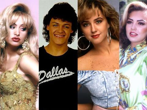 La década de los 80's y los 90's nos trajeron a muchos de nuestro...