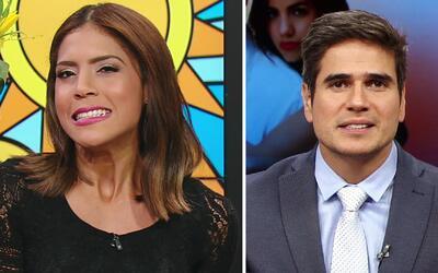 Francisca está muy feliz por el regreso de Daniel Arenas a las telenovelas