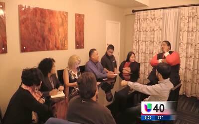 Hispanos y líderes de NAACP se unen para hablar de la importancia del voto