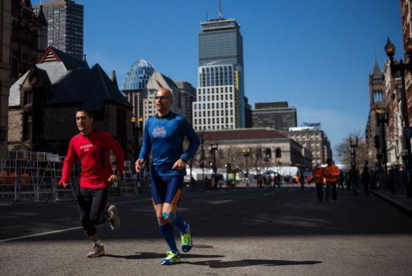 Por esa razón, correr en Boston es el sueño de millones de atletas.